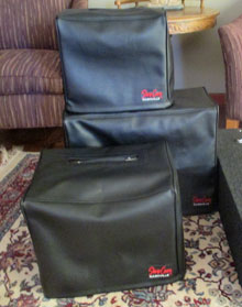 amp covers by Sharp Covers Nashville
