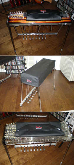MSA steel guitar covers